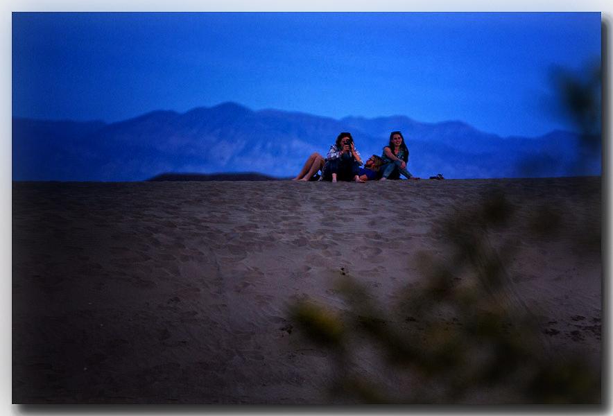 《酒一船摄影》:Death Valley 拍沙丘_图1-17