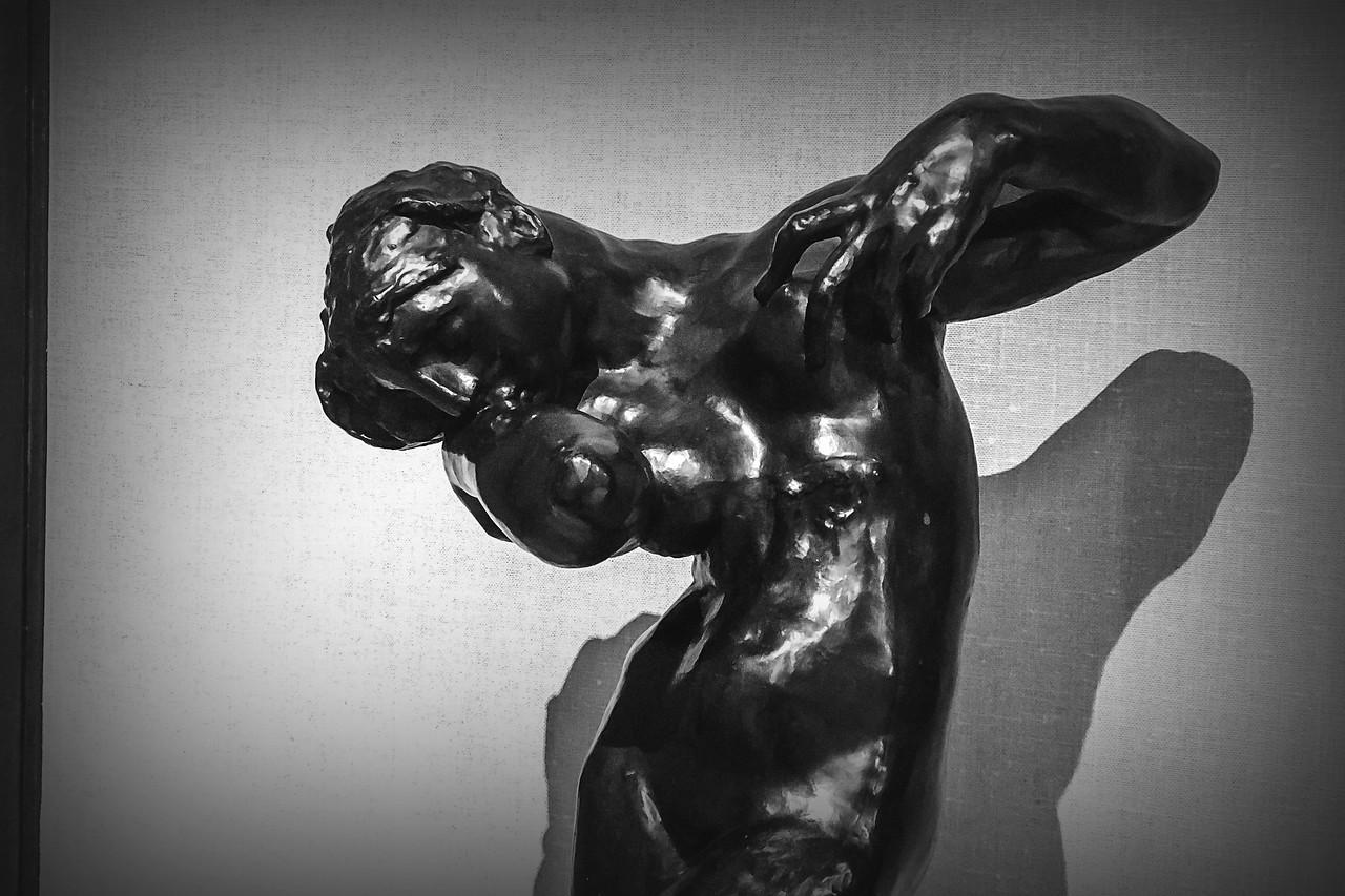 罗丹的大型群雕,考你的理解力_图1-12