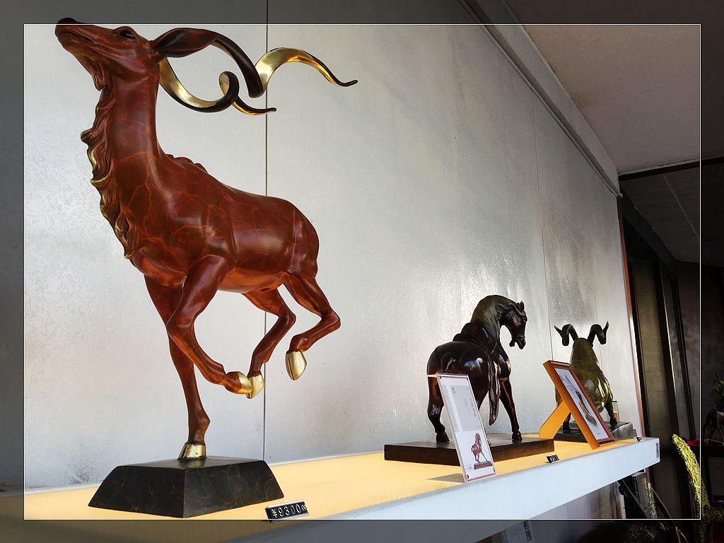 精美的中国铜工艺品_图1-5