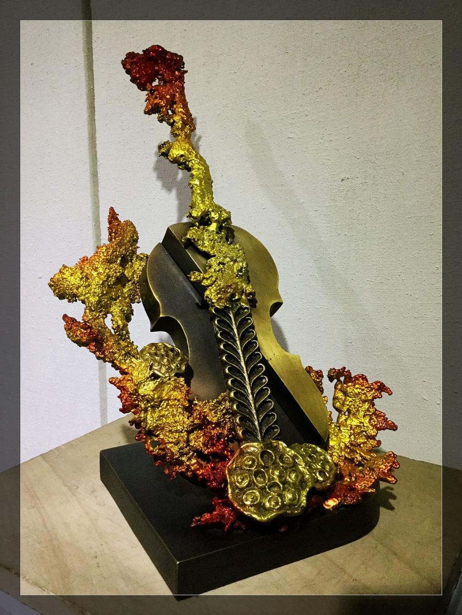 精美的中国铜工艺品_图1-4