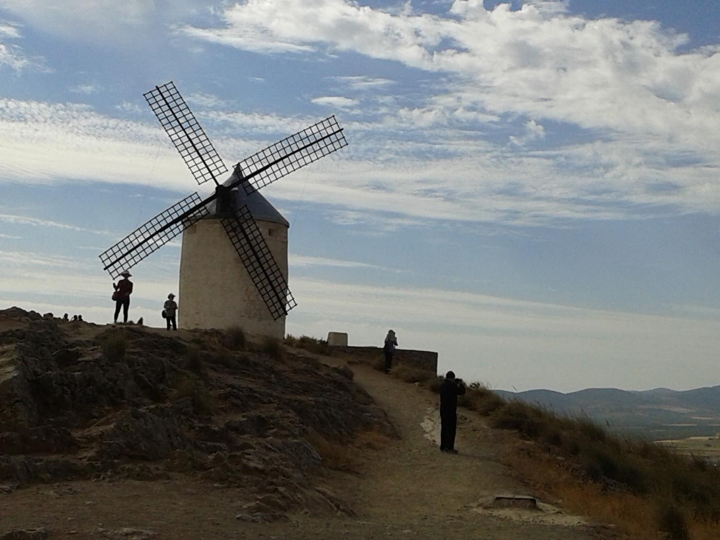 西班牙白色風車村_图1-3