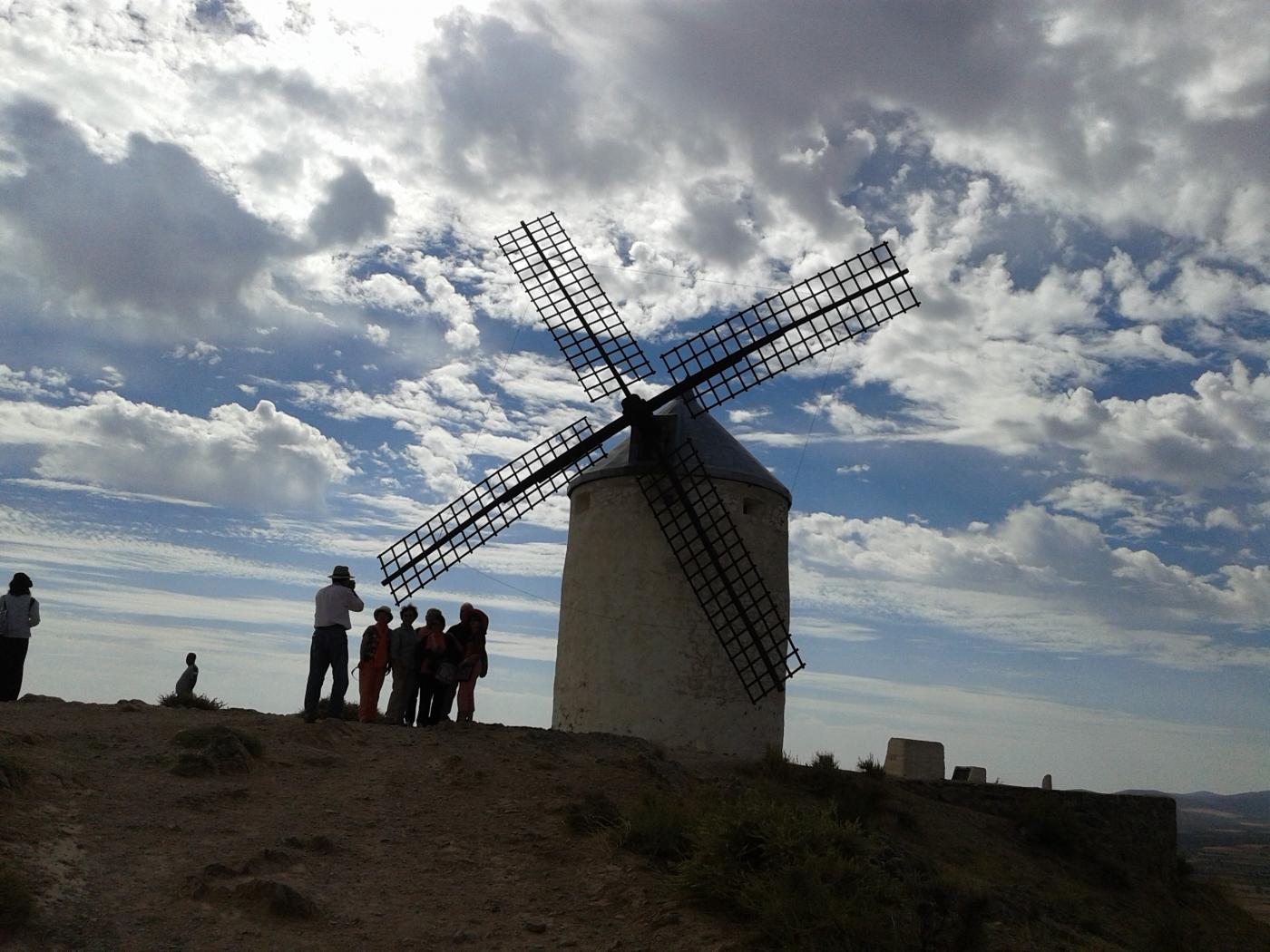 西班牙白色風車村_图1-5