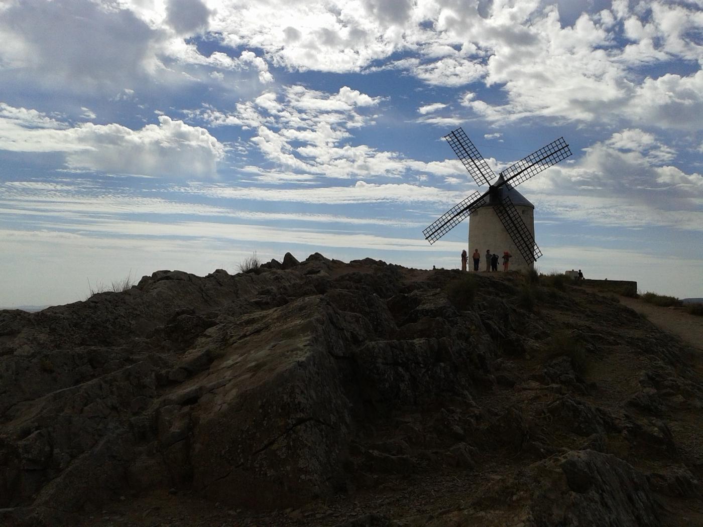 西班牙白色風車村_图1-7