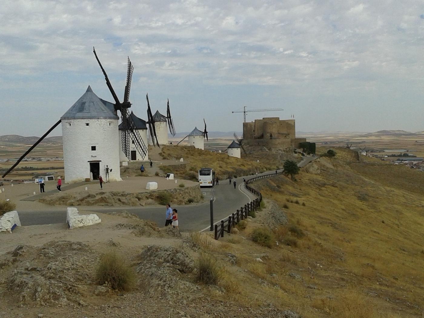 西班牙白色風車村_图1-8
