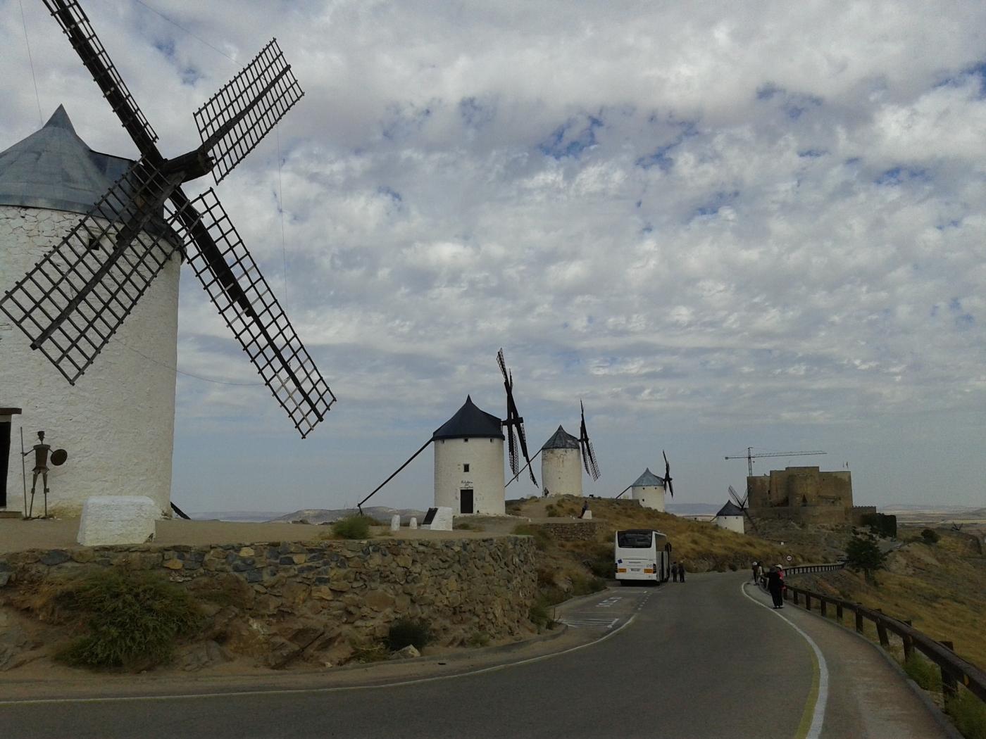 西班牙白色風車村_图1-9