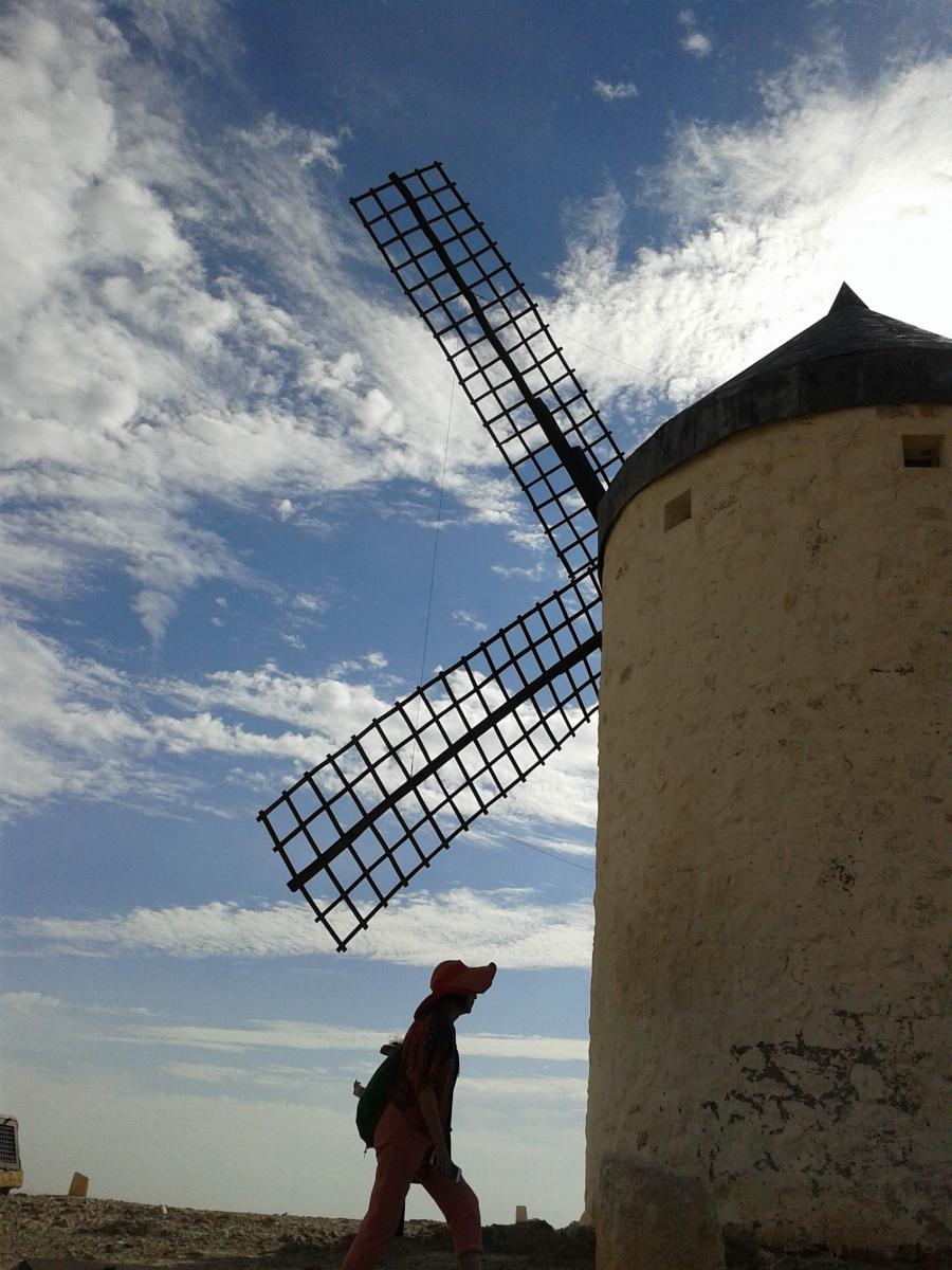 西班牙白色風車村_图1-12