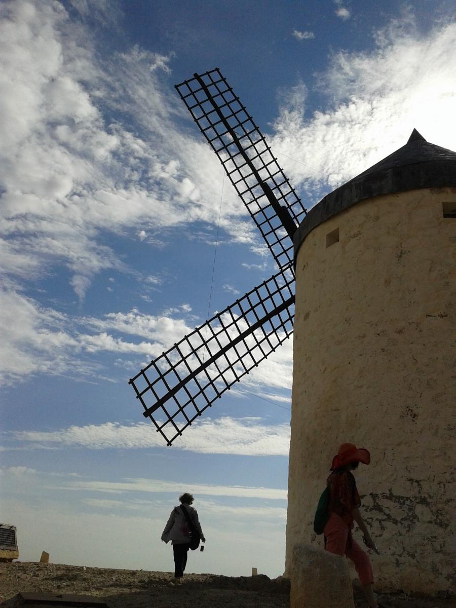 西班牙白色風車村_图1-13