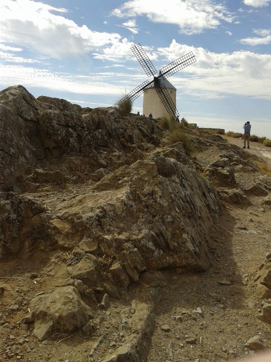 西班牙白色風車村_图1-14