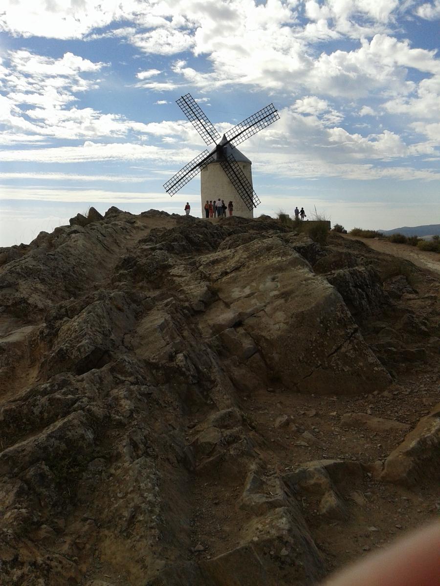 西班牙白色風車村_图1-15