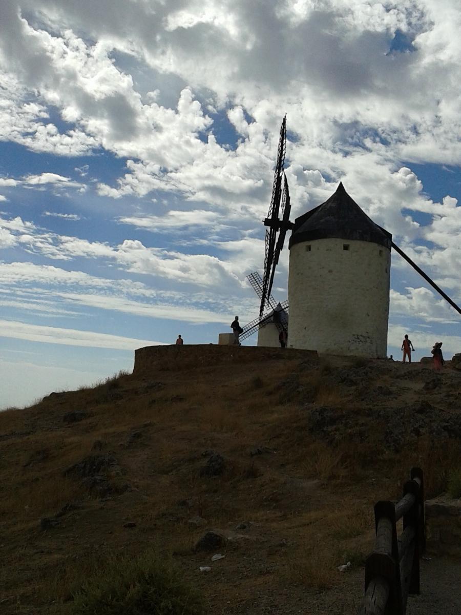 西班牙白色風車村_图1-16