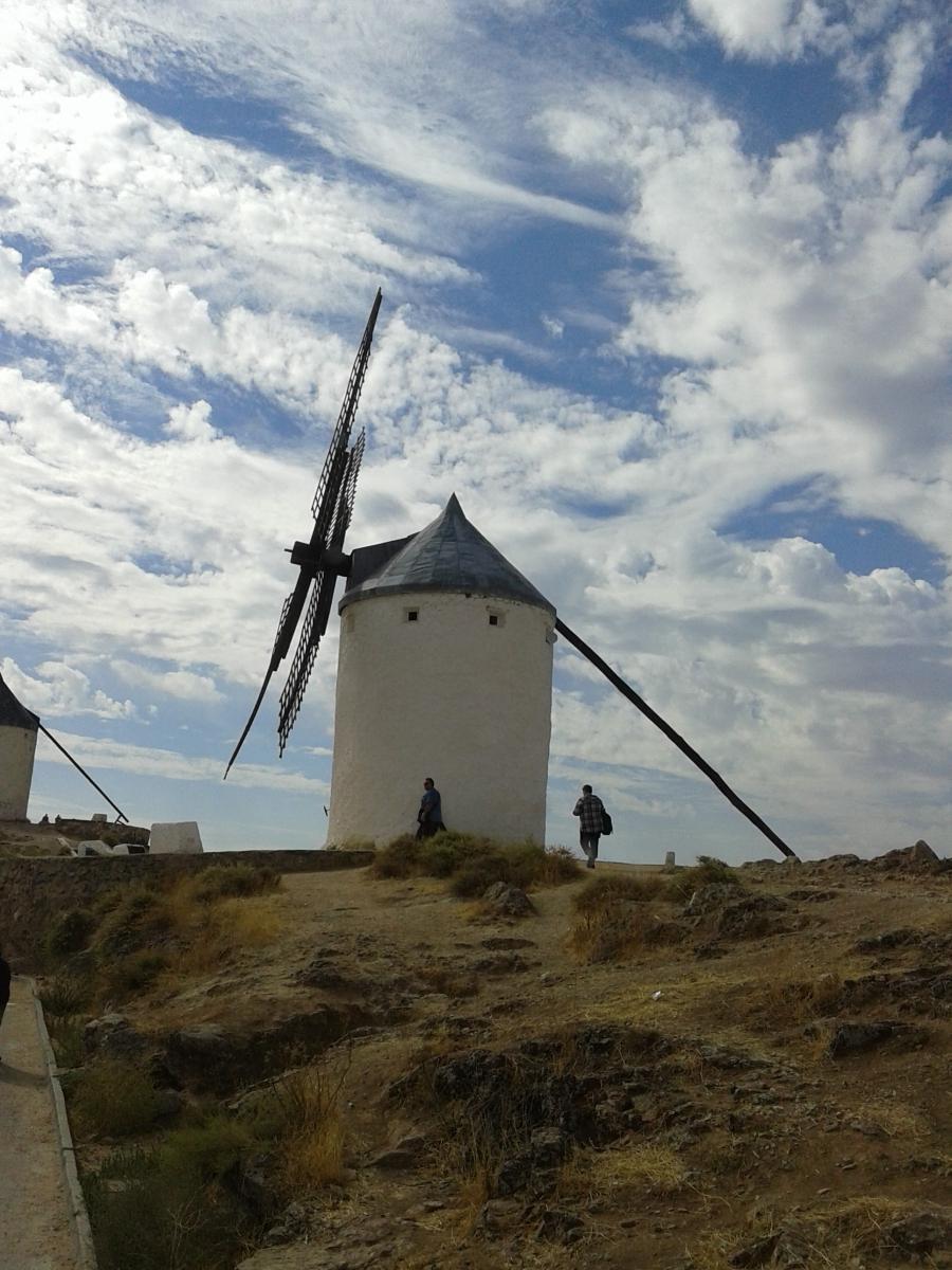 西班牙白色風車村_图1-17
