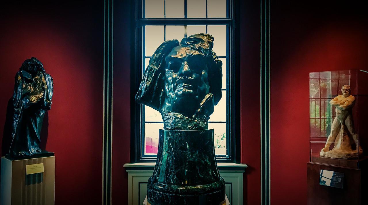 罗丹博物馆内的一景一幕_图1-6