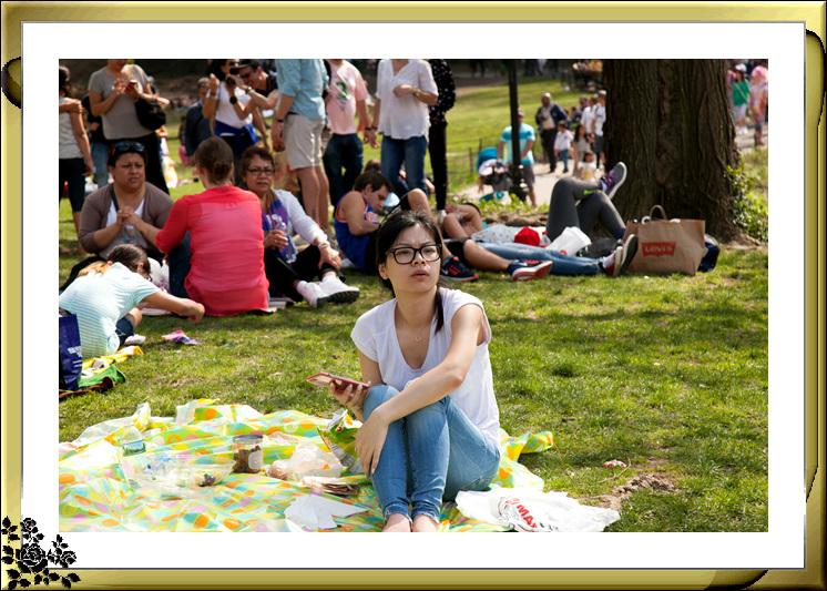 复活节,中央公园,春意盎然,生机勃勃_图1-4