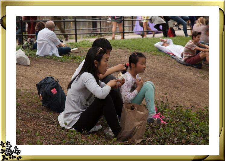 复活节,中央公园,春意盎然,生机勃勃_图1-10