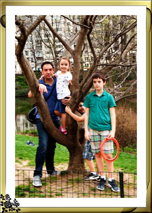 复活节,中央公园,春意盎然,生机勃勃_图1-15