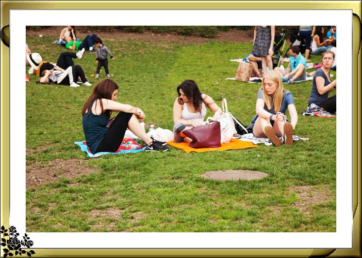 复活节,中央公园,春意盎然,生机勃勃_图1-17
