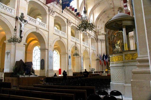 巴黎荣军院教堂_图1-16