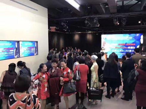 《高娓娓:娓娓道来》美国中文电视庆祝开播典礼(1)_图1-8