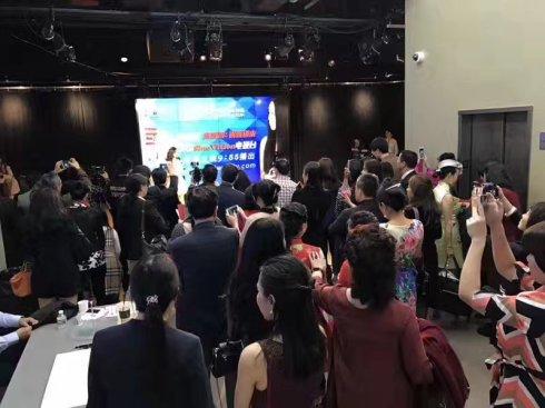 《高娓娓:娓娓道来》美国中文电视庆祝开播典礼(1)_图1-9