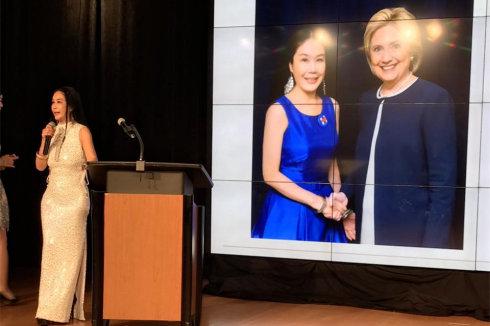 《高娓娓:娓娓道来》美国中文电视庆祝开播典礼(1)_图1-11