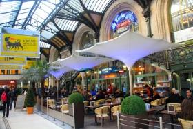 里昂火车站与攴厅
