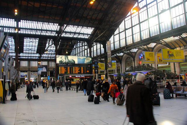 里昂火车站与攴厅_图1-6