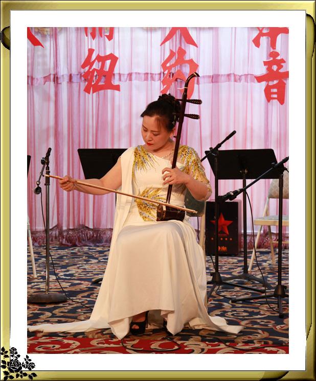 美丽天津艺术团纽约音乐会4月25日在帝国老人中心举行_图1-4