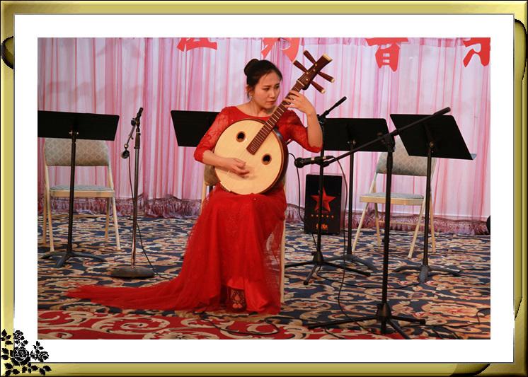 美丽天津艺术团纽约音乐会4月25日在帝国老人中心举行_图1-5