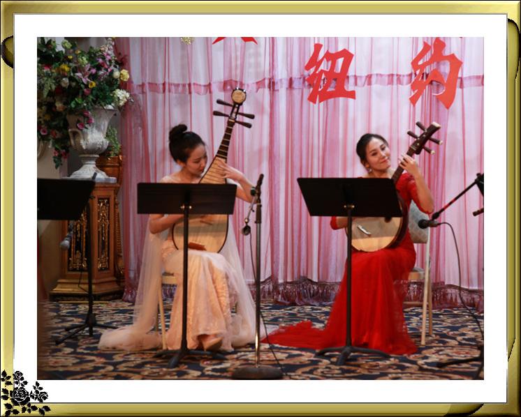 美丽天津艺术团纽约音乐会4月25日在帝国老人中心举行_图1-13