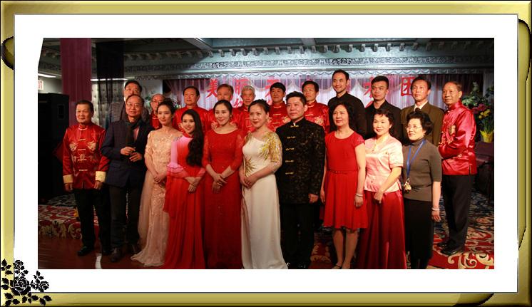 美丽天津艺术团纽约音乐会4月25日在帝国老人中心举行_图1-21
