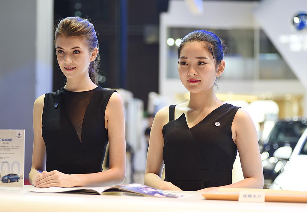 梦之工厂:香车美女汇集上海国际车展_图1-13