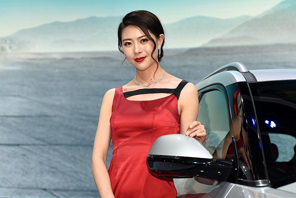 梦之工厂:香车美女汇集上海国际车展_图1-17