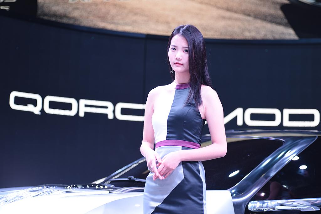 梦之工厂:香车美女汇集上海国际车展_图1-20