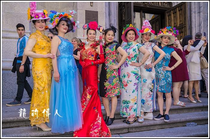 [龍的传人]2017复活節的彩帽游行拍攝_图1-2