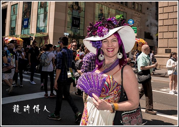 [龍的传人]2017复活節的彩帽游行拍攝_图1-15