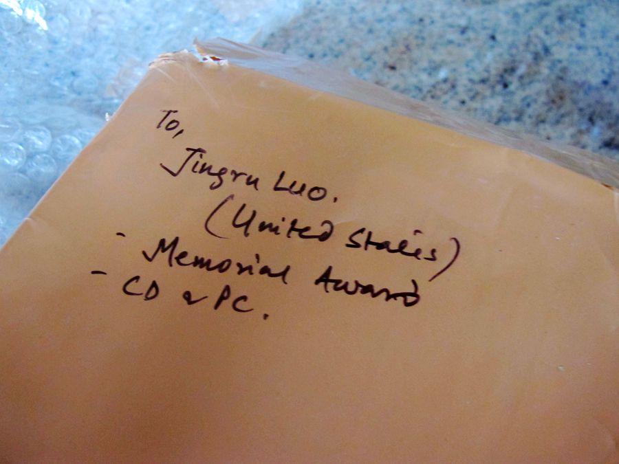 【小虫摄影】一个奇怪包裹--印度寄来的_图1-4