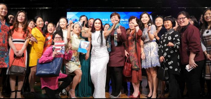 《高娓娓:娓娓道来》美国中文电视开播庆祝PARTY_图1-1