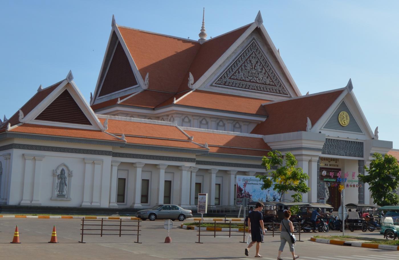 柬埔寨暹粒印象_图1-2