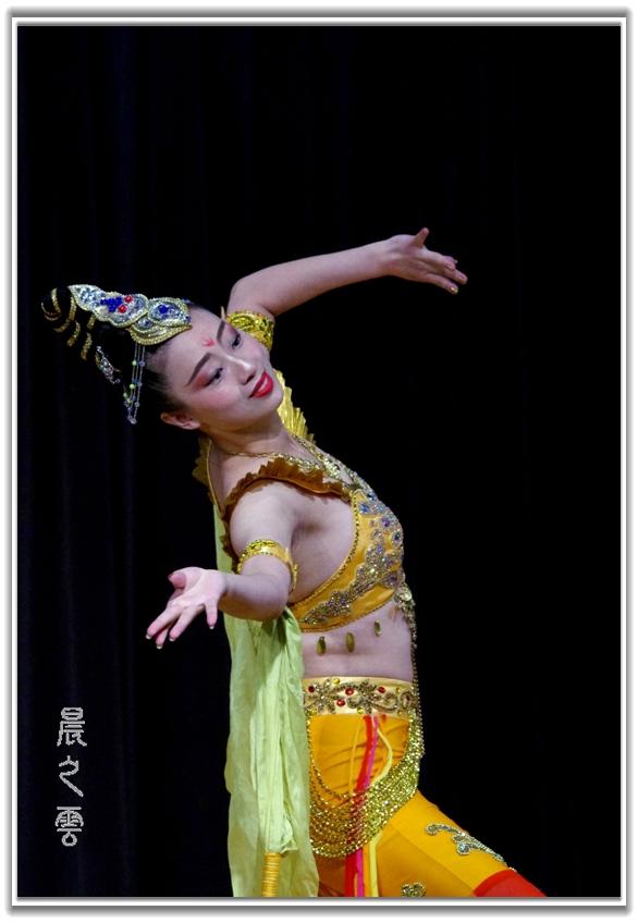 """舞蹈""""梦回敦煌""""_图1-20"""