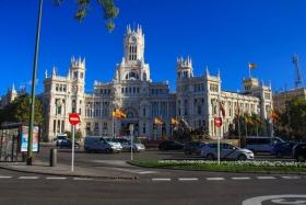 马德里西贝莱斯广场