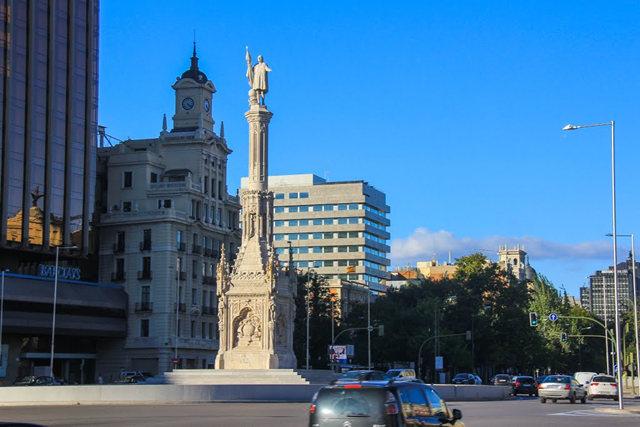马德里西贝莱斯广场_图1-7
