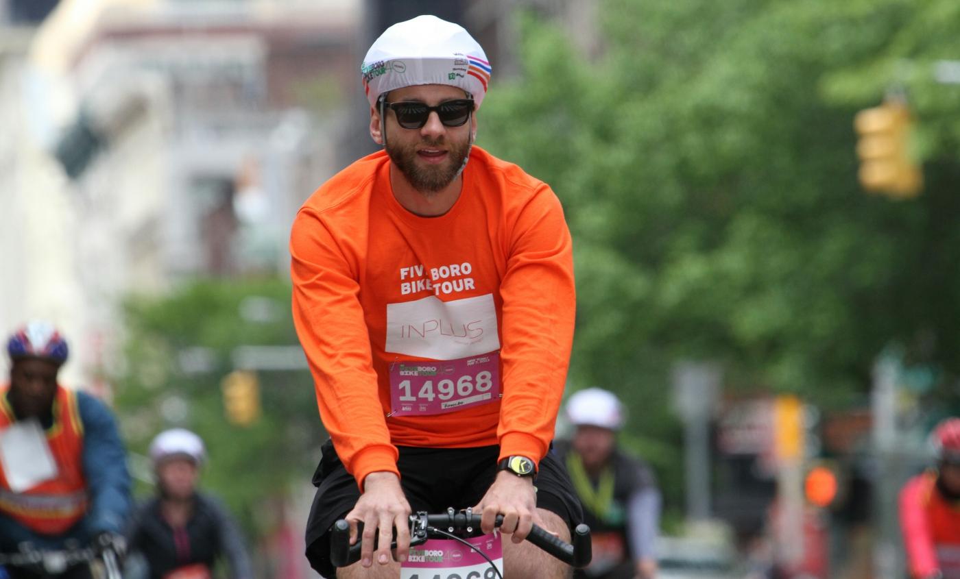 【田螺随拍】今天纽约单车马拉松_图1-20
