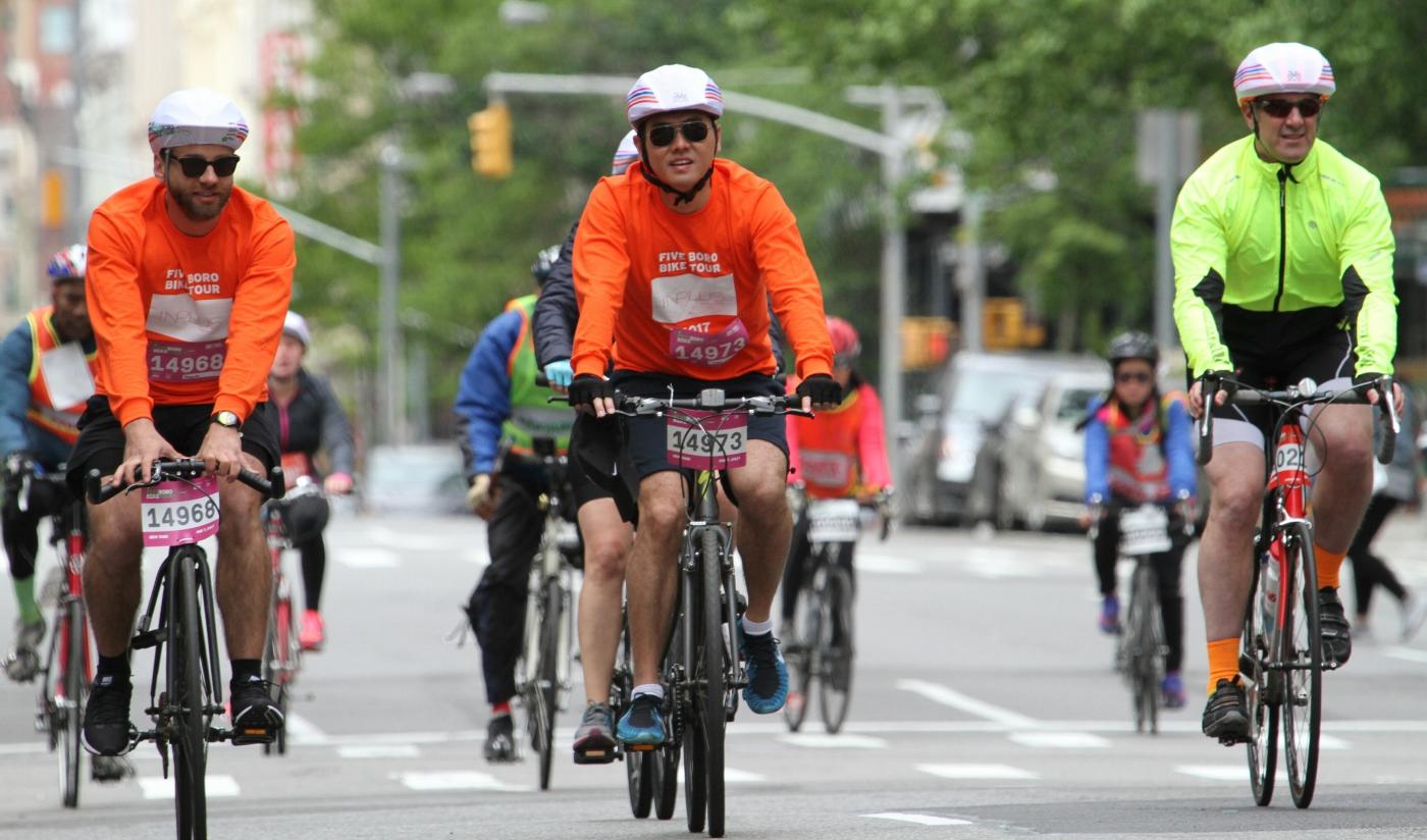 【田螺随拍】今天纽约单车马拉松_图1-21