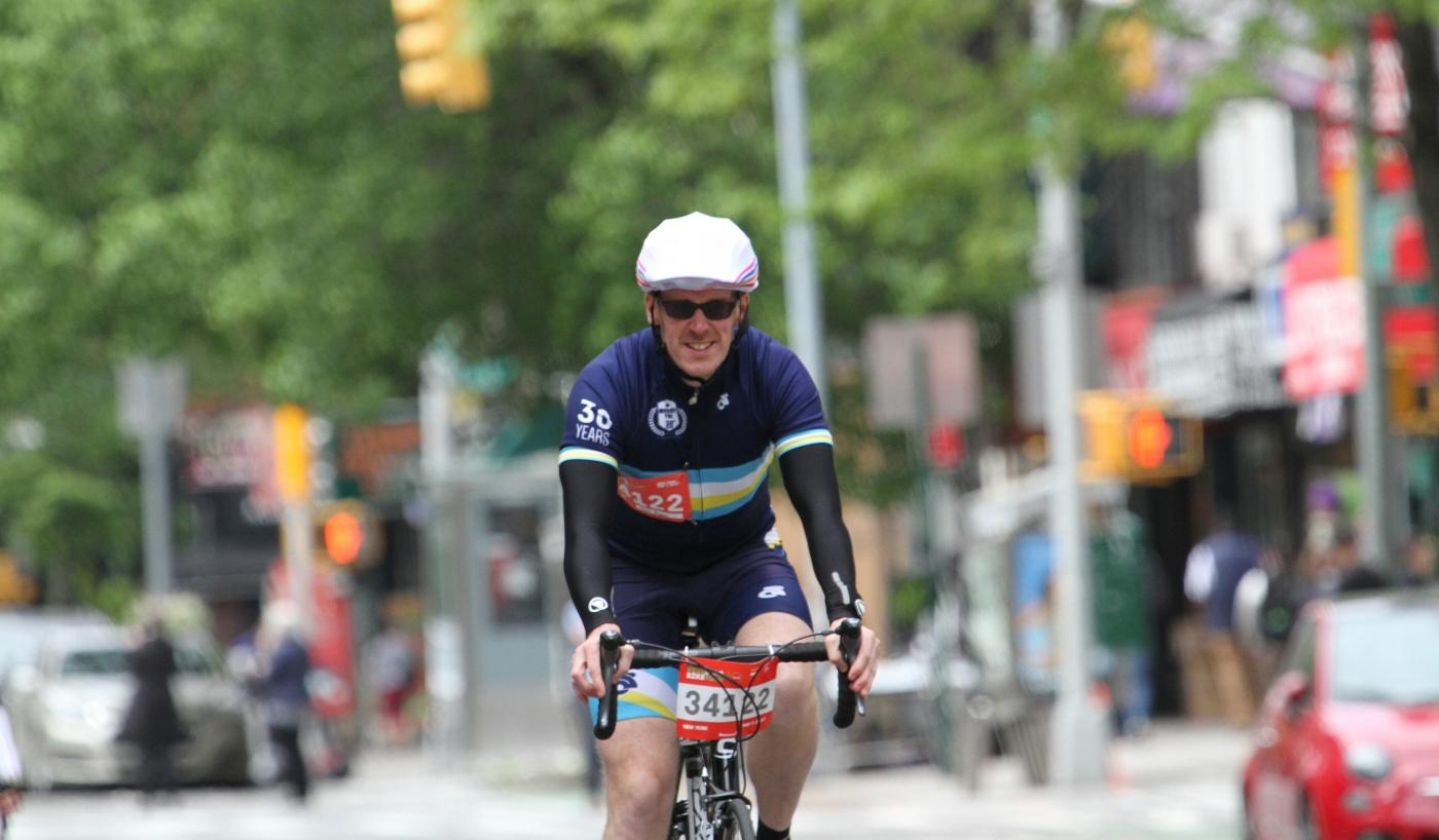 【田螺随拍】今天纽约单车马拉松_图1-23