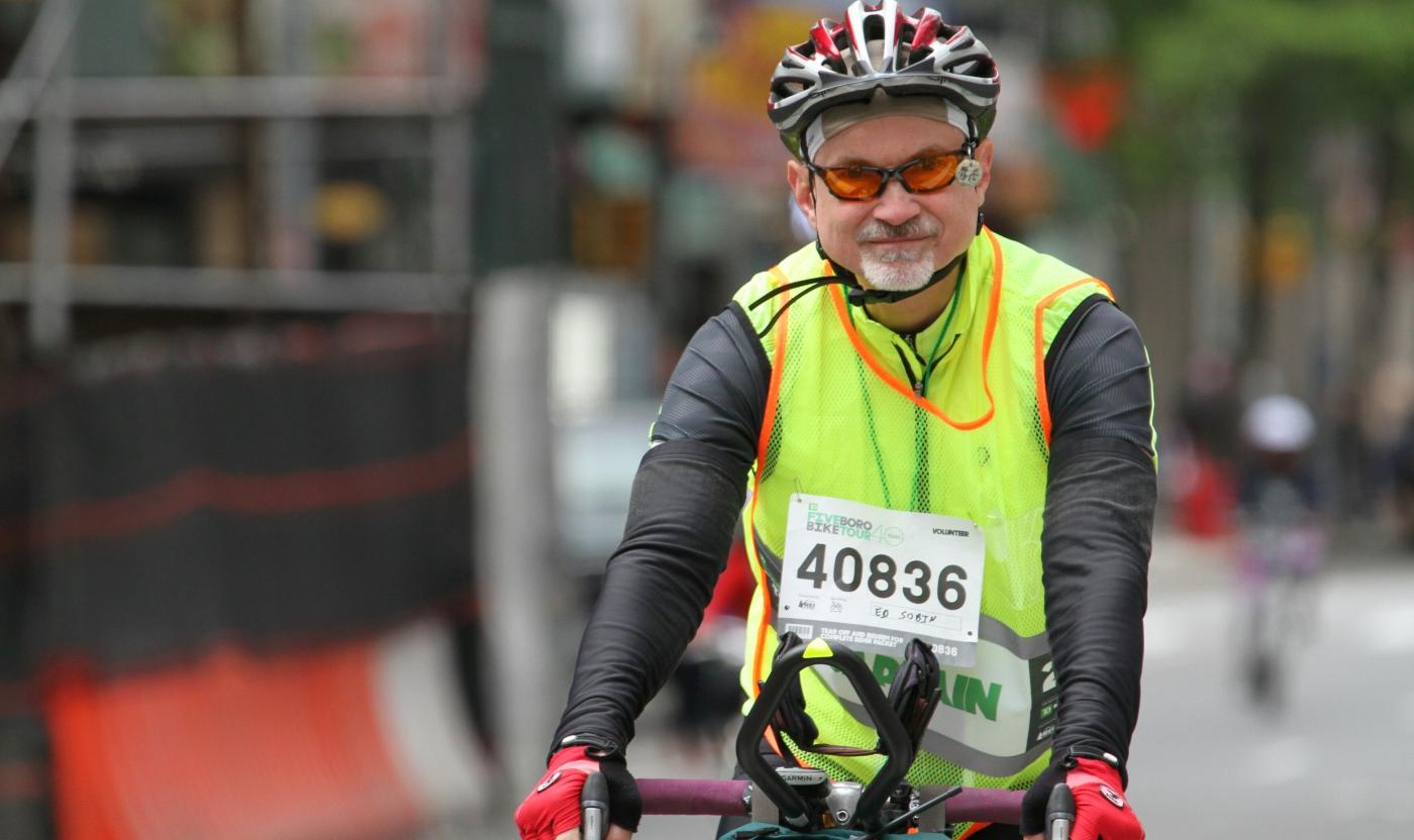 【田螺随拍】今天纽约单车马拉松_图1-25