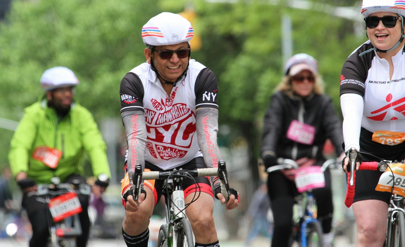 【田螺随拍】今天纽约单车马拉松_图1-27