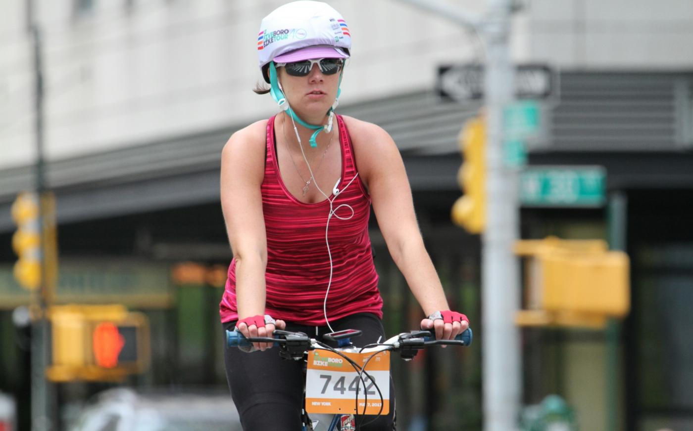 【田螺随拍】今天纽约单车马拉松_图1-28