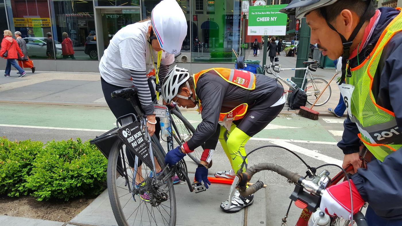 【田螺随拍】今天纽约单车马拉松_图1-29