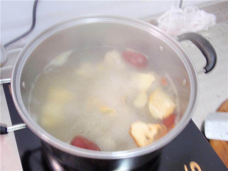 黄精 枸杞大枣煲排骨_图1-1