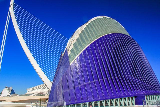 西班牙巴伦西亚艺术科学城   2_图1-2